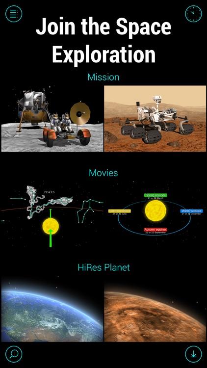 Solar Walk Ads+: Explore Space screenshot-4