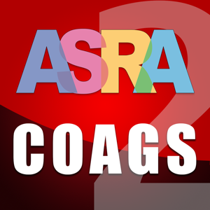 ASRA Coags app