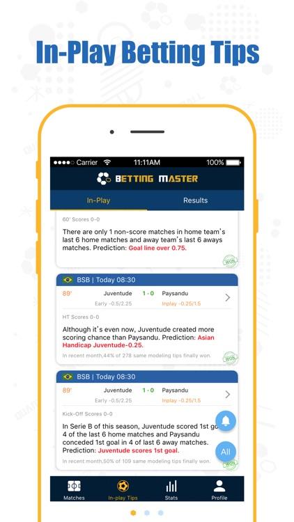 BettingMaster