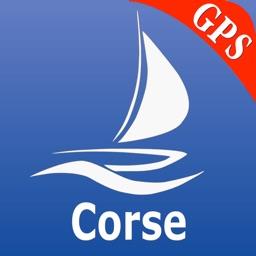 Corsica GPS Nautical Charts