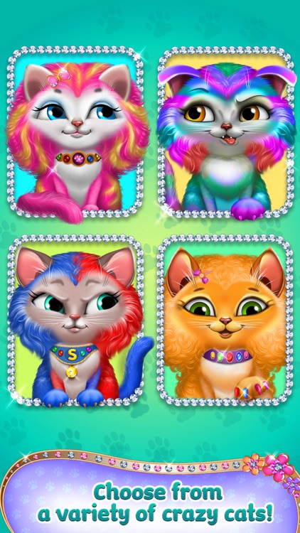 Crazy Kitty Cat Salon screenshot-3