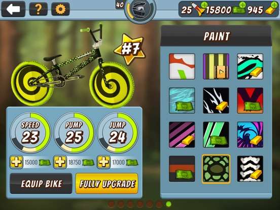 Mad Skills BMX 2 Screenshots