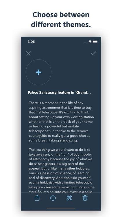 Gooba Notes screenshot-4