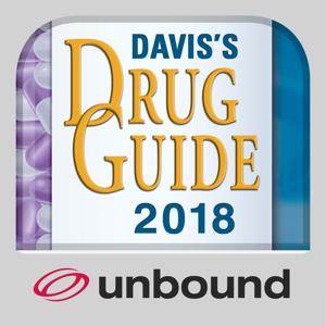 Davis's Drug Guide 2018 app