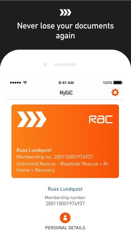 RAC Route Planner & Traffic UK screenshot-3