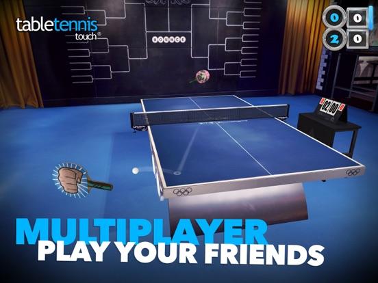 Table Tennis Touchのおすすめ画像3