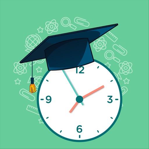 الجدول الاسبوعي المدرسي icon