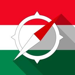 Hungary Offline Navigation