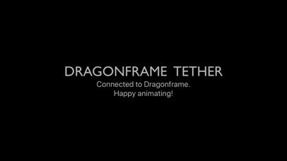 Dragonframe Tether screenshot one