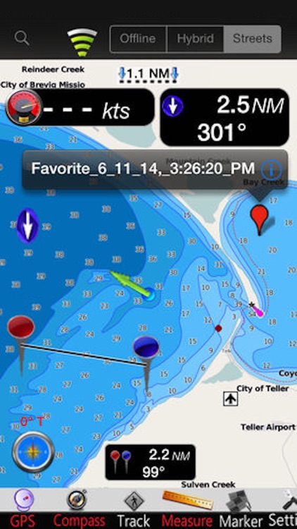 Alaska NW GPS Nautical Charts screenshot-3