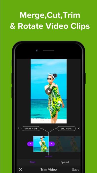 Video Editor & Movie Maker app image