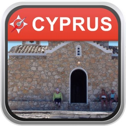Offline Map Cyprus: City Navigator Maps