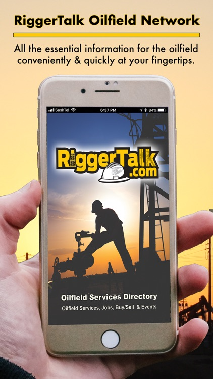 RiggerTalk Oilfield Network