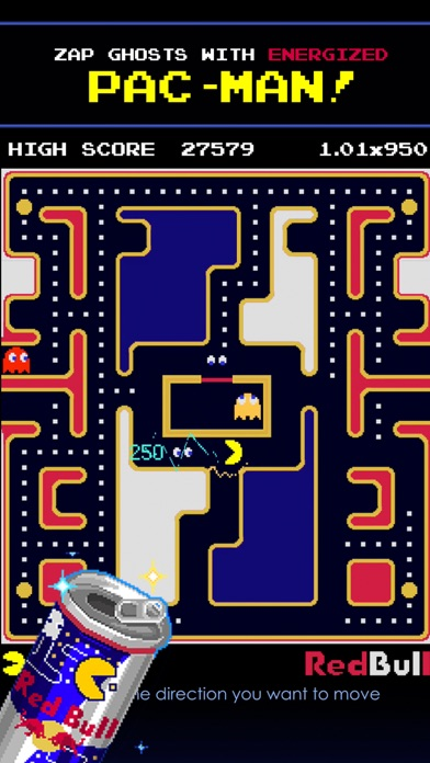 PAC-MAN screenshot two