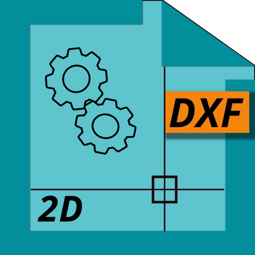DXF 2D Viewer