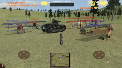 Screenshot #2 pour Dogfight Elite