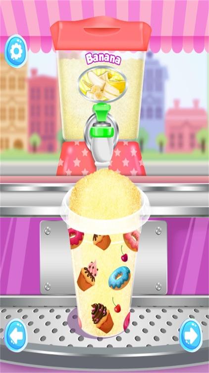 做饭游戏:女生制做果汁饮料游戏
