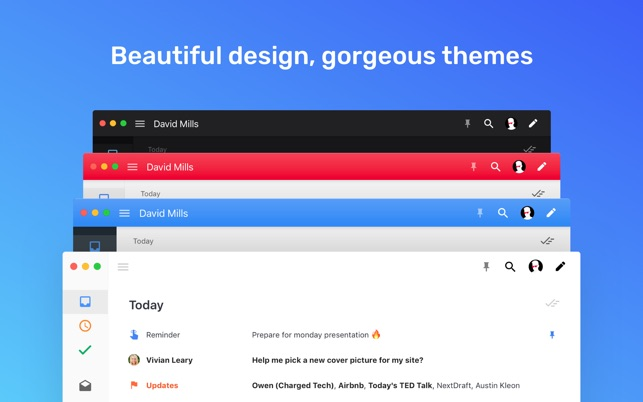 "Boxy for ""Inbox by Gmail"" Screenshot"