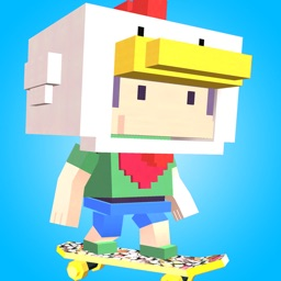 Blocky Pro Skater Boy Extreme