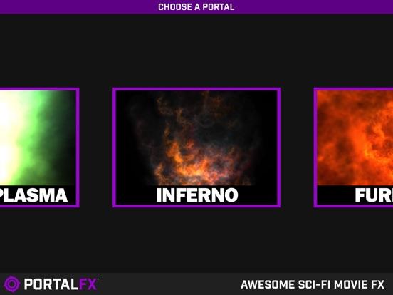 Screenshot #4 for Portal FX