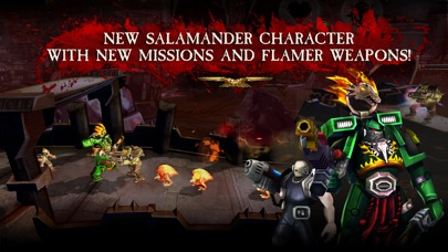 Screenshot #7 for Warhammer 40,000: Carnage