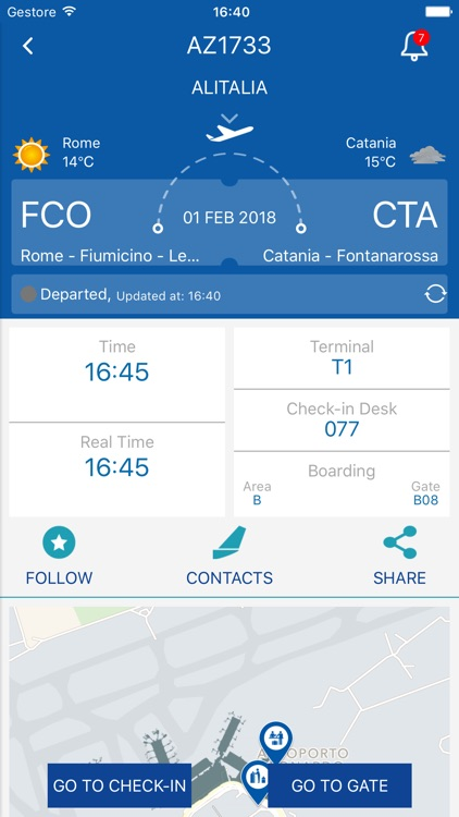 Rome Airports
