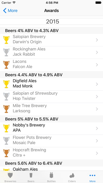 Peterborough Beer Festival screenshot-4