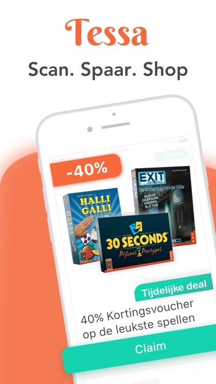 Tessa - Sparen voor Deals