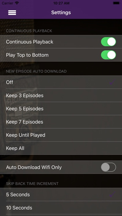 The VRN App