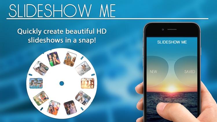 Slideshow Me- Slide Show Maker screenshot-4