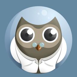 Ícone do app Night Owl - Sleep Coach