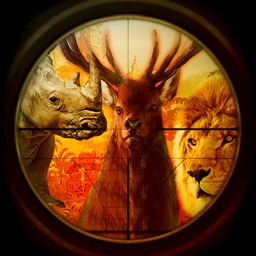 Animal Jungle Sniper Hunting