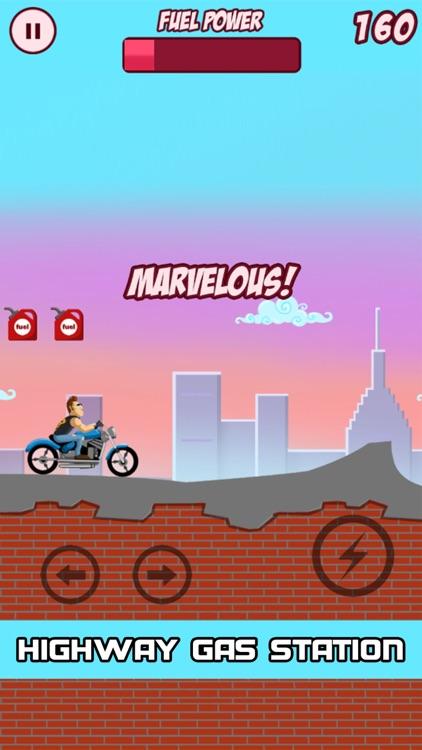 Offroad Moto Rider Challenge screenshot-4