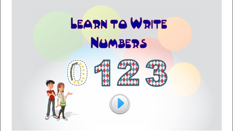 learn to write numbers For general writing, most guides agree that you should use words for the numbers one through nine, but for larger numbers the rules vary wildly from style guide to style guide some say to use words for the numbers one to one hundred, one to ten, any word that can be written with one or two words, and so on.