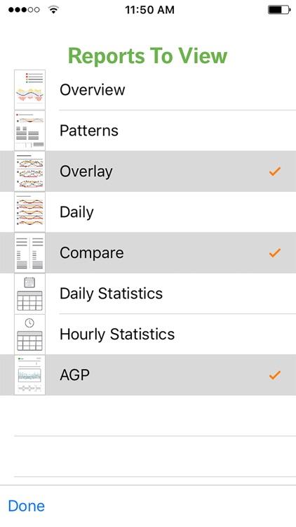 Dexcom CLARITY screenshot-3