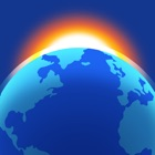 Living Earth - Clock & Weather icon