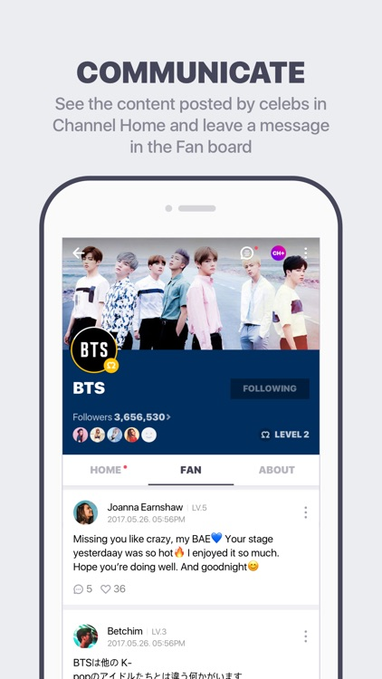 V LIVE - Star Live App screenshot-3