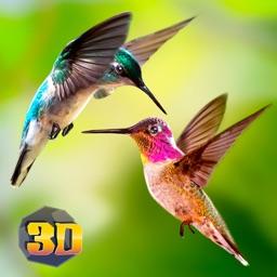 Tiny Humming Bird Simulator