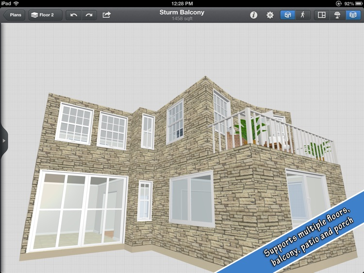 Interior Design for iPad screenshot-4