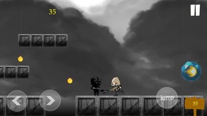 Black Panther Runner Shooter Screenshot 5