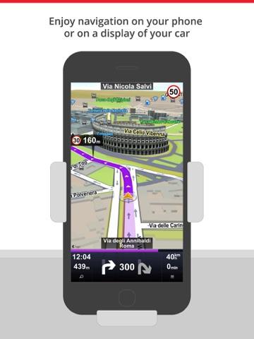 Car Navigation: Maps & Traffic screenshot 2