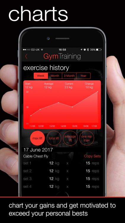 GymTraining Personal Trainer screenshot-3