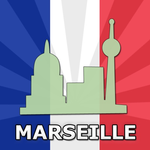 Marseille Travel Guide Offline