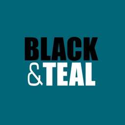 Black and Teal from FanSided