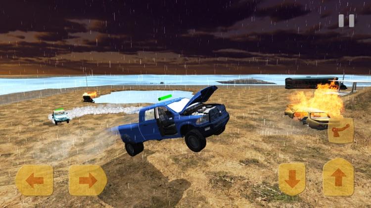 4x4 Real Extreme Derby Crash screenshot-3