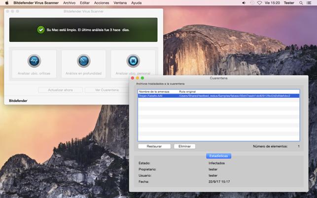 antivirus en linea para mac