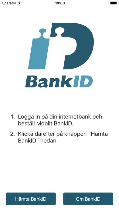 Screenshot for BankID säkerhetsapp in Sweden App Store