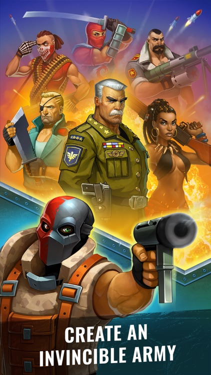 Army of Heroes screenshot-1