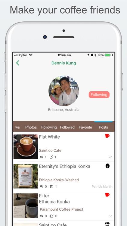 Karma Coffee screenshot-4