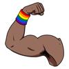 Stickerbeef : LGBTQ, BDSM emoji and stickers